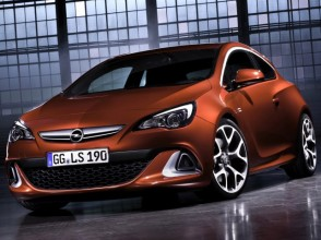 Opel Astra OPC