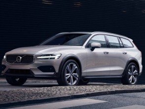Фотография Volvo V60 Cross Country универсал 2019 года